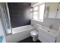 2 BED FLAT REFURBISHED WITH NEW FLOORING FOR FAMILIES WITH SCHOOLS. TUBE + SHOPPING + GYM