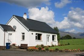 Knock-dhu cottage,Kilchrenan,Taynuilt.(re-advertised due to time-wasters)