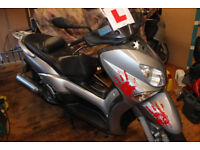 Yamaha X-city 125 scooter, 2008 spares or repair