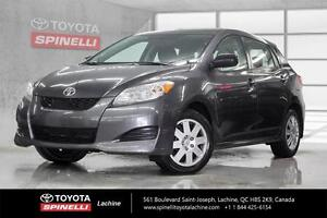 2013 Toyota Matrix AUT BLUETOOTH  GR ELECT DON'T PAY FOR 90 DAYS