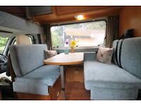 Motorhome hardly used barely run in engine