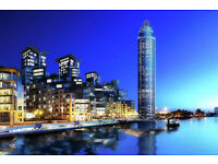 Luxury and clean 2 bed St Georges Wharf
