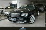 Chrysler Crossfire Roadster Vollleder Navi