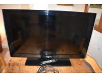 Samsung LCD TV 100cm by 68cm