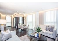 SW11 - THORNES HOUSE - STUNNING 2 BED 2 BATH AVAILABLE IMMEDIATELY TO VIEW