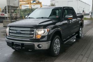 2013 Ford F-150 Lariat Factory Dual Fuel System