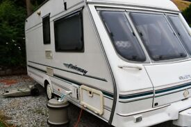 Swift Fairway 460 Caravan