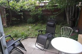 Amazing Double in Bethnal Green w PRIVATE GARDEN