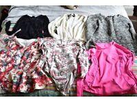 Women clothes (S-M) bundle!!! Jeans, Shirts, Jumpers