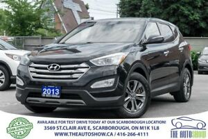 2013 Hyundai Santa Fe Premium, AWD Backup Cam Panoramic Sunroof