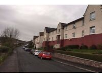 Available Now - 2 Bedroom First Floor Flat Rankin Street, Greenock