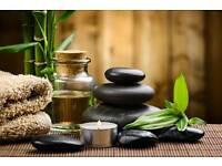 Relaxing Hot Oil Massage