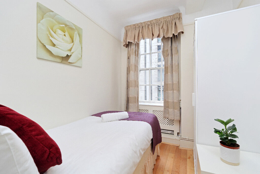 PRICE REDUCTION *** SINGLE ROOM IN MARBLE ARCH *** PORTERED BLOCK WITH LIFT