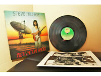 Steve Hillage : Motivation Radio : Vinyl//LP. 1977