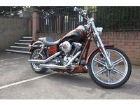2008 Harley Davidson DYNA SCREAMING Eagle FXDSE2 105 Anniversary Cvo 110