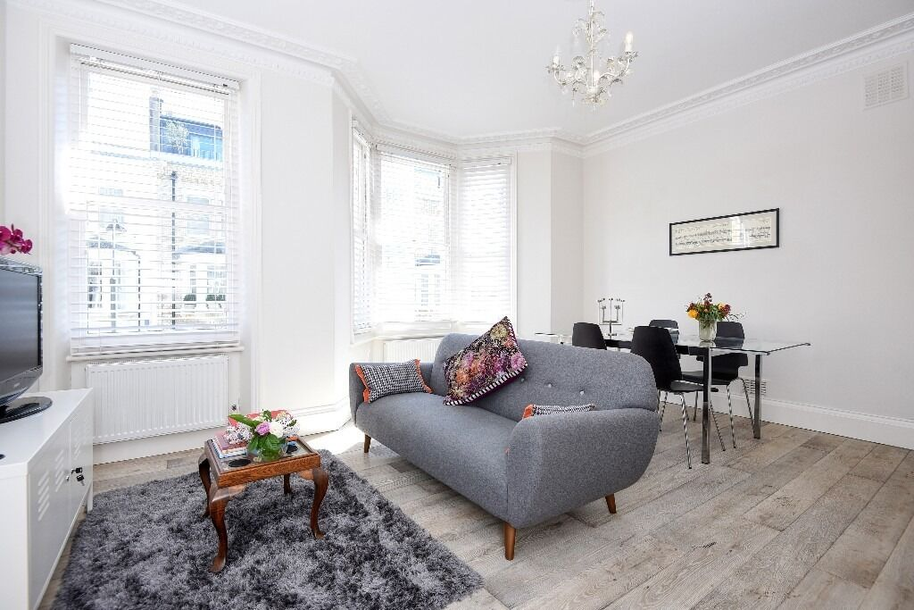 Located on Radipole Road, a charming one bedroom flat refurbished to an excellent standard, SW6