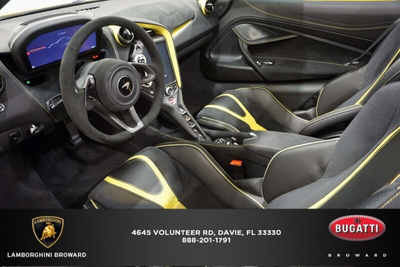 Image 10 Voiture American used McLaren  2020