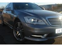 Mercedes-Benz S Class 3.0 S350 CDI BlueEFFICIENCY L 7G-Tronic 2010, Limousine IMMACULATE CONDITION