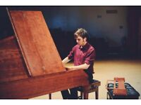 Piano Lessons with Peter Lawson BA, MA Music Performance (Piano)
