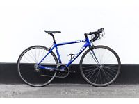 Road bicycle MEKK MADE IN ITALY (NEW PARTS) SMALL SIZE full service