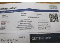Nashville Tickets x 2 for Odyessy