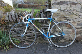 vintage road bike 50 cm frame, pyrenea sport, good condition, 12 gears