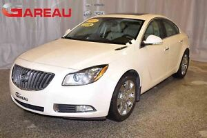 2013 BUICK REGAL TURBO - TOIT OUVRANT - BANC EN CUIR