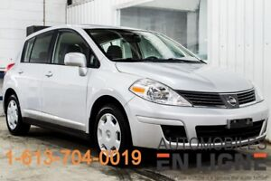 2009 NISSAN VERSA 1,8 S *AUTOMATIQUE*BAS MILLAGE*