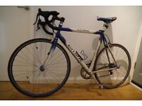 Bicycle GINTANE Mach Sport - Course 1600 (1999/00) Tour de France