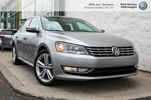 2013 Volkswagen Passat 2.5L Highline *78.09$/SEM