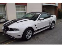 Mustang GT custom 3.7 auto convertable Muscle US Import