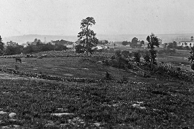 New 5x7 Civil War Photo Charge of Louisiana Tigers on Cemetery Hill Gettysburg