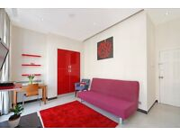 BRIGHT STUDIO**BALCONY**MARYLEBONE**BAKER ST**STUDENTS BOOK EARLY FOR SEPT**CALL NOW