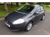 FIAT PUNTO 1.2 DYNAMIC ** 07 PLATE ** 40,000 MILES FROM NEW **