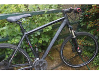 Cube Ltd mountain bike (reduced £290 for quick sale)