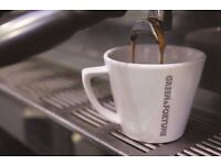Cafe Assistant (£7.80ph + lots of other benefits)