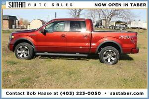 2014 FORD F-150 FX4 SUPERCREW 5.5-FT