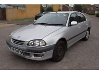 1999 Toyota Avensis 2.0 GLS - £299 IDEAL FOR EXPORT (south east london) for spares or parts