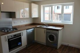 2 Bedrooms house with study in Shirebrook, five minutes to Sports Direct.