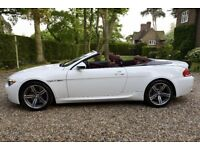 BMW M6 5.0 V10 Convertible - High Spec with Head Up Display