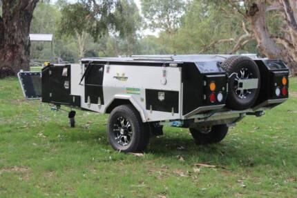 Predator Puma Forward Fold Camper - NEW - Save $2000!