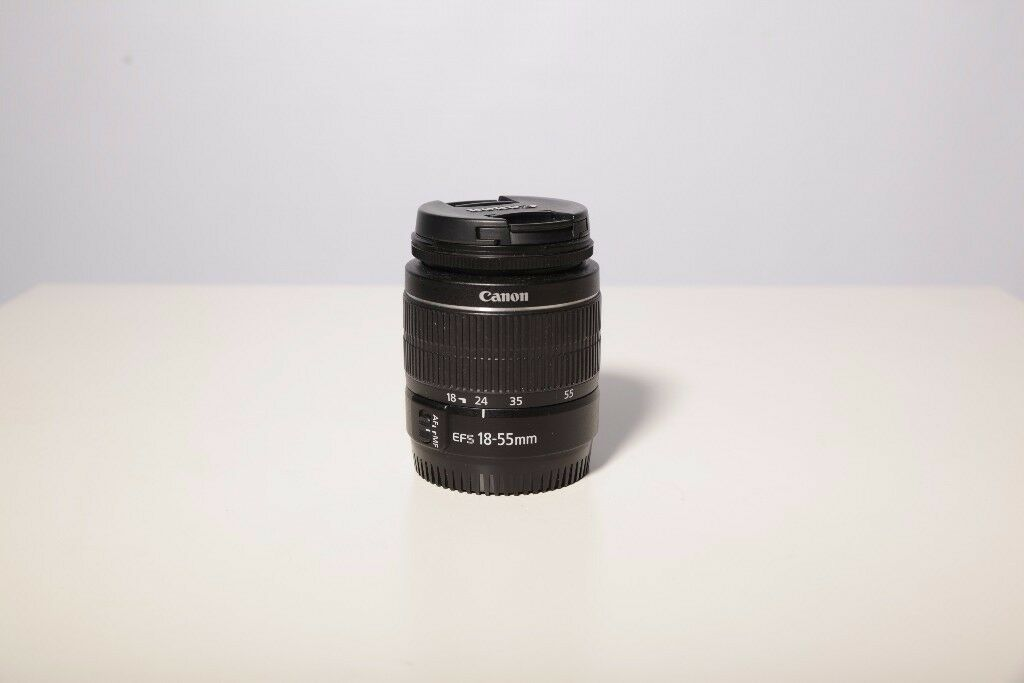 Canon 18-55mm A+