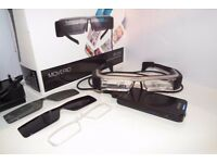 Epson Moverio BT200 Smart Glasses (Boxed) - PRICE REDUCED - GREAT FOR WATCHING MOVIES 2D & 3D !