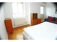 Couple's Double Room in Swiss Cottage
