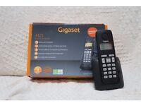 Gigaset A125 cordless phone.