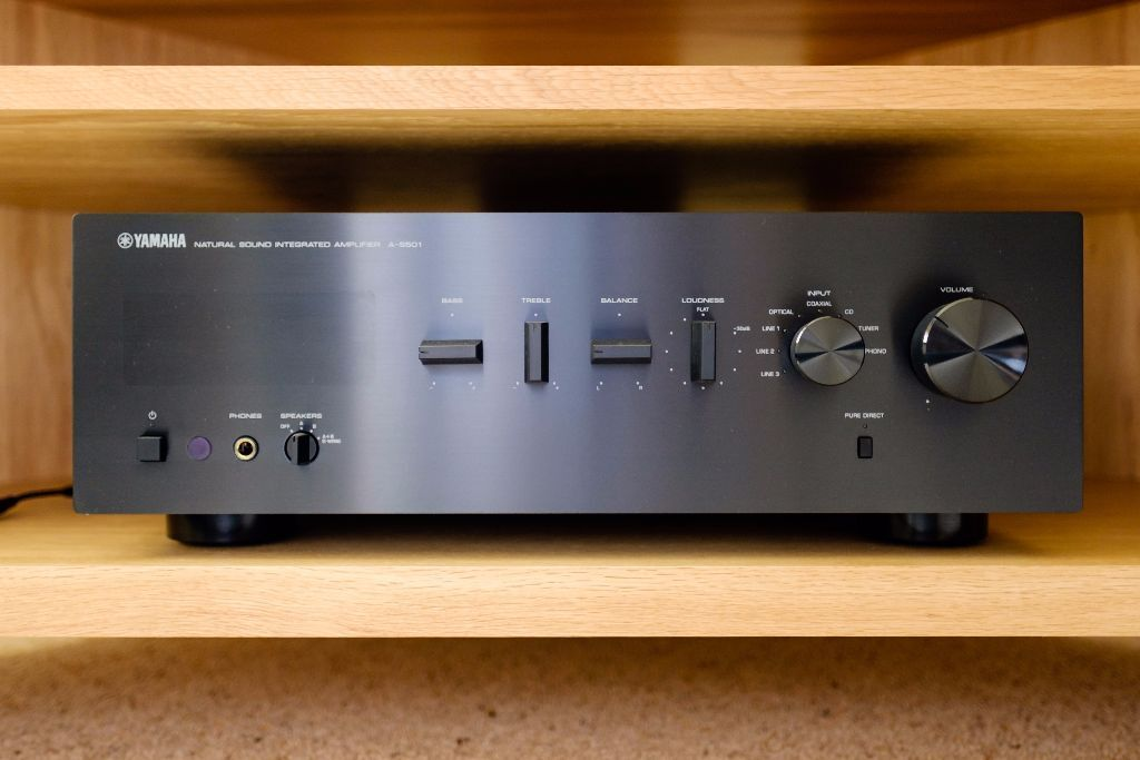 Yamaha A Amplifier For Sale