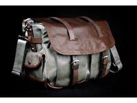 Wotancraft Ranger messenger bag