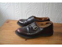 Dr Martens Oxbloode Shoes UK 5