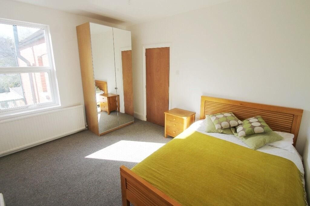 DOUBLE ROOM AVAILABLE , WANTAGE ROAD,READING , AVAILABLE NOW