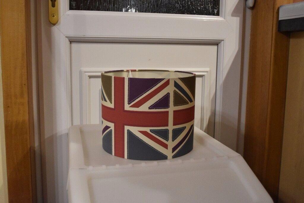 Union Jack Lampshade